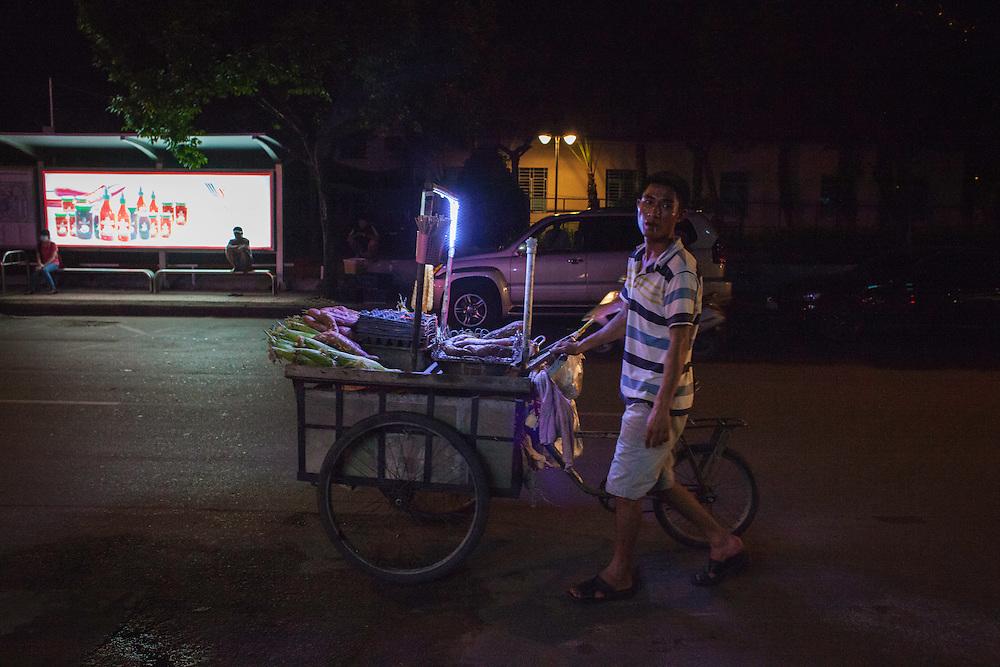 Le Lai, Ben Thanh Ward, District 1, Saigon, Vietnam