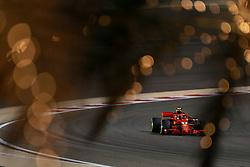 April 6, 2018 - Sakhir, Bahrain - Motorsports: FIA Formula One World Championship 2018, Grand Prix of Bahrain,#7 Kimi Raikkonen (FIN, Scuderia Ferrari) (Credit Image: © Hoch Zwei via ZUMA Wire)