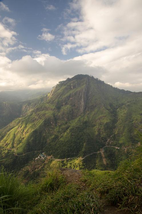 Ella rock, Southern Highlands, Sri Lanka