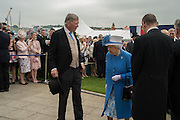 THE QUEEN, 2016 Investec Derby, Epsom Downs.  4 June 2016