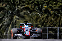 ALONSO fernando (spa) mclaren honda mp430 action during 2015 Formula 1 FIA world championship, Malaysia Grand Prix, at Sepang from March 27th to 30th. Photo Francois Flamand / DPPI