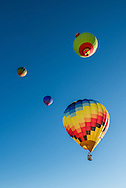 The annual Snowmass Balloon Festival in Snowmass Village, Colorado.