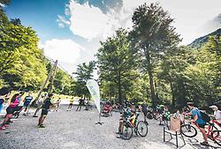Priprave - Gremo na kolo, on June 26, 2021, Ljubljana - Iski vintgar, Slovenia. Photo by Vid Ponikvar / Sportida