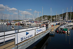 Day two of the Silvers Marine Scottish Series 2016, the largest sailing event in Scotland organised by the  Clyde Cruising Club<br /> Racing on Loch Fyne from 27th-30th May 2016<br /> <br /> Tarbert Harbert<br /> <br /> Credit : Marc Turner / CCC<br /> For further information contact<br /> Iain Hurrel<br /> Mobile : 07766 116451<br /> Email : info@marine.blast.com<br /> <br /> For a full list of Silvers Marine Scottish Series sponsors visit http://www.clyde.org/scottish-series/sponsors/