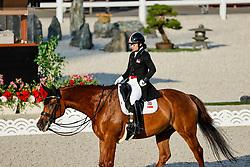 Chew Caroline, SGP, Tribiani, 164<br /> Olympic Games Tokyo 2021<br /> © Hippo Foto - Stefan Lafrentz<br /> 25/07/2021
