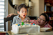 Nico's Fourth Birthday party