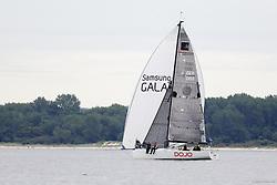 Rund Fehmarn, Travemünde - Travemünder See-Regatten 23. - 26.07.2020ᰗ, ORC - DOJO - GER 003 - M 34 - Jonas FRANKE - Segler-Verein Trave e. V
