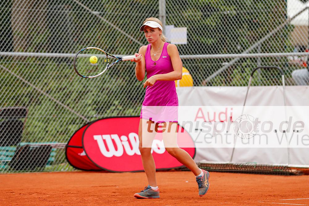 Diana Marccinkevica (LAT) - WTO Wiesbaden Tennis Open - ITF World Tennis Tour 80K, 20.9.2021, Wiesbaden (T2 Sport Health Club), Deutschland, Photo: Mathias Schulz