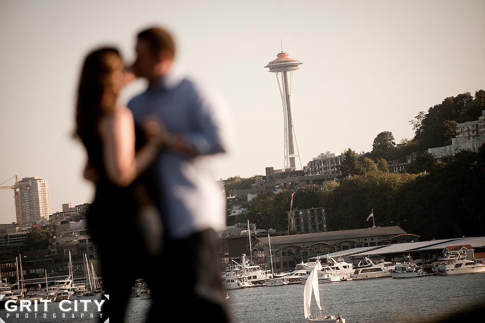 Grit City Photography   Tacoma engagement session.