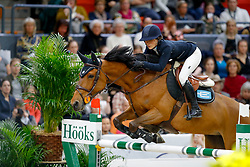 Karlsson Irma, SWE, Ida van den Bisschop<br /> Final Round 2<br /> Longines FEI World Cup Finals Jumping Gothenburg 2019