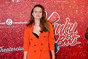 Premiere musical Kinky Boots in Theater De Meervaart Amsterdam.<br /> <br /> Op de foto:  Britt Scholte