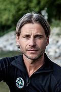 Innsbruck, rescue operation with the team, Bruno Barloffa