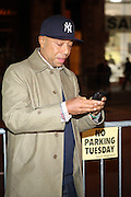 Russell Simmons at The Life Project for Africa Benefit for the NJIA Health Center in Tanzania, Africa and held at Ben and Jack's Restaurant on November 10, 2009 in New York City