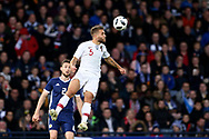 Portugal defender Kevin Rodrigues (5) (Real Sociedad) during the Friendly international match between Scotland and Portugal at Hampden Park, Glasgow, United Kingdom on 14 October 2018.