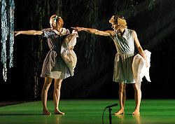 Rambert Dance Company <br /> Seven For A Secret never to be told <br /> at Sadler's Wells, London, Great Britain <br /> press photocall <br /> 15th November 2011 <br /> choreography Mark Baldwin <br /> <br /> Eryck Brahmania<br /> <br /> Antonette Dayrit<br /> <br /> Julia Gillespie<br /> <br /> Robin Gladwin<br /> <br /> Dane Hurst<br /> <br /> Vanessa Kang <br /> <br /> Mbuelo Ndabeni<br /> <br /> Pieter Symonds<br /> <br /> Angela Towler<br /> <br /> Stephen Wright <br /> <br /> <br /> Photograph by Elliott Franks