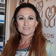 NLD/Amsterdam/20120326 - Presentatie Jeanslijn SOS van Sylvia Geersen bij Raak Amsterdam, Laura Vlasblom
