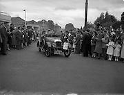 25/06/1955<br /> 06/25/1955<br /> 25 June 1955<br /> Veteran car trial at Donnybrook, Dublin.