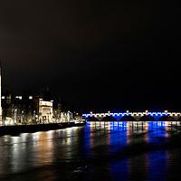 Blue & White Perth