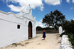Martina Franca (TA).Piccola Chiesa in campagna