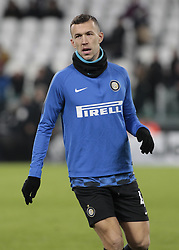 December 9, 2017 - Turin, Italy - Ivan Perisic of Inter during the Italian Serie A football match Juventus and Inter on December 9, 2017 at the Allianz stadium in Turin. (Credit Image: © Loris Roselli/NurPhoto via ZUMA Press)
