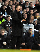 Photo: Ed Godden/Sportsbeat Images.<br /> Tottenham Hotspur v Newcastle United. The Barclays Premiership. 14/01/2007. Newcastle Manager Glenn Roeder.