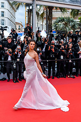 Alessandra Ambrosio attends the opening ceremony and screening of The Dead Don't Die during the 72nd Cannes Film Festival on May 14, 2019 in Cannes, France. Photo by Ammar Abd Rabbo/ABACAPRESS.COM