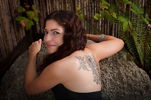 Erin, Tattoo + You, A Photo Story of Body Ink