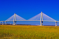 Arthur Ravenel, Jr. Bridge (Cooper River Bridge), Charleston, South Carolina