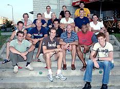 20050903 SRB: Oud Topspelers volgen cursus, Belgrado