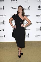 April 12, 2018 - Berlin, Germany - Sarah Lombardi.Echo Pop Verleihung, Berlin, Germany - 11 Apr 2018.Credit: MichaelTimm/face to face (Credit Image: © face to face via ZUMA Press)