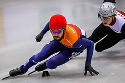 13-01-2018 DUI: ISU European Short Track Championships 2018 day 2, Dresden<br /> Sjinkie Knegt NED #2