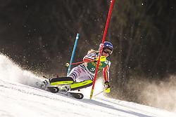 Lena Duerr (GER) Lena Duerr (GER) during the Ladies' Slalom at 56th Golden Fox event at Audi FIS Ski World Cup 2019/20, on February 16, 2020 in Podkoren, Kranjska Gora, Slovenia. Photo by Matic Ritonja / Sportida