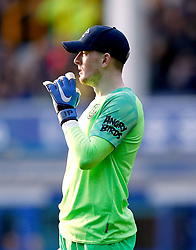 Everton goalkeeper Jordan Pickford