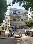 Bauhaus Architecture in Tel Aviv White City 60 Frishman Street. The White City refers to a collection of over 4,000 buildings built in the Bauhaus or International Style in Tel Aviv from the 1930s by German Jewish architects who emigrated to the British Mandate of Palestine after the rise of the Nazis. Tel Aviv has the largest number of buildings in the Bauhaus/International Style of any city in the world. Preservation, documentation, and exhibitions have brought attention to Tel Aviv's collection of 1930s architecture.