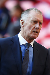 February 24, 2019 - London, England, United Kingdom - Ex England and West Ham United Sir Geoff Hurst.during during Carabao Cup Final between Chelsea and Manchester City at Wembley stadium , London, England on 24 Feb 2019. (Credit Image: © Action Foto Sport/NurPhoto via ZUMA Press)