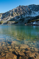 Przedni Staw - Front lake, Five Lakes Valley, Tatra mountains, Poland