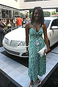 Portia at Lincoln Presents ' Off the Red Carpet ' during the 2008 American Black Film Festival held at the Sofitel Hotel on August 8, 2008