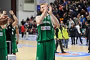 DESCRIZIONE : Beko Legabasket Serie A 2015- 2016 Dinamo Banco di Sardegna Sassari - Sidigas Scandone Avellino <br /> GIOCATORE : Giovanni Pini<br /> CATEGORIA : Postgame Ritratto Esultanza<br /> SQUADRA : Sidigas Scandone Avellino<br /> EVENTO : Beko Legabasket Serie A 2015-2016 <br /> GARA : Dinamo Banco di Sardegna Sassari - Sidigas Scandone Avellino <br /> DATA : 28/02/2016 <br /> SPORT : Pallacanestro <br /> AUTORE : Agenzia Ciamillo-Castoria/C.Atzori