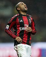 Il giocatore del Milan ROBINHO<br /> 20/11/2010, Milano, Milan Fiorentina 1-0<br /> ALBERTO CAMICI / INSIDEFOTO