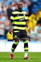 Fotball<br /> England<br /> 08.08.2009<br /> Manchester City v Celtic<br /> Foto: Colorsport/Digitalsport<br /> NORWAY ONLY<br /> <br /> Marc-Antoine Fortune (Celtic)