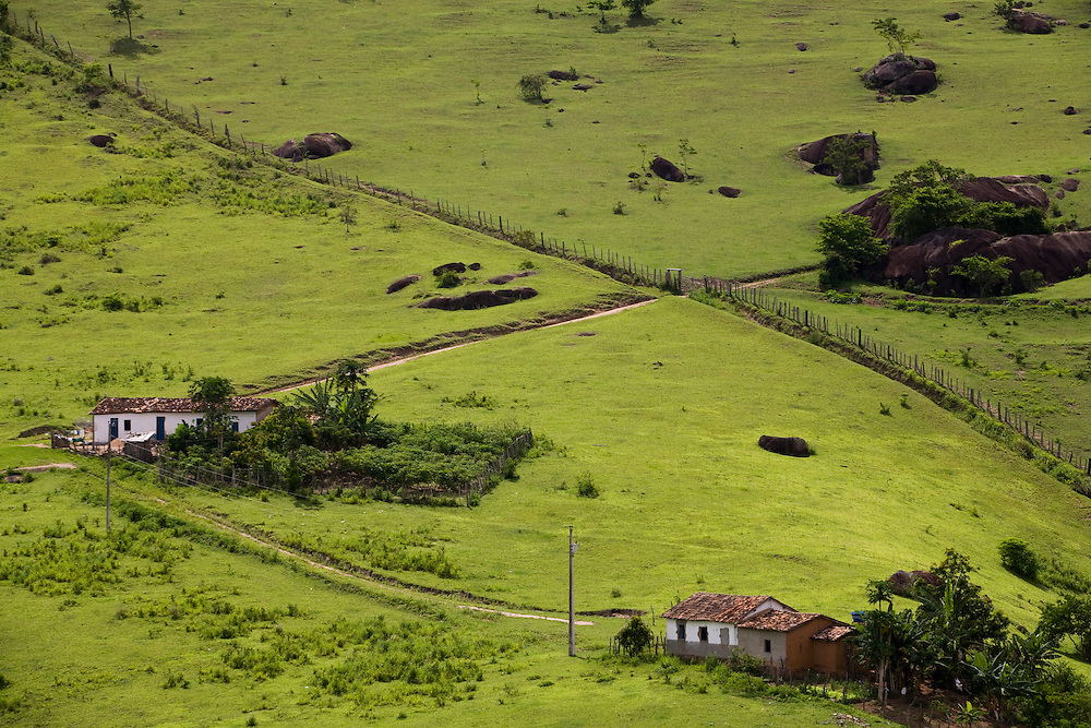 Santo Antonio do Jacinto_MG, Brasil...Casa rural em Santo Antonio do Jacinto...The rural home in Santo Antonio do Jacinto...Foto: LEO DRUMOND / NITRO.