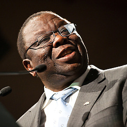 20101206 - Brussels , Belgium - European Development Days - Democracy and Human Rights - Clichés , Hopes and Cynicism - Morgan Tsvangirai , Prime Minister of Zimbabwe © European Union - Scorpix