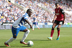 Reading's Royston Drenthe on a run at goal - Photo mandatory by-line: Nigel Pitts-Drake/JMP - Tel: Mobile: 07966 386802 03/08/2013 - SPORT - FOOTBALL -  Madejski Stadium - Reading -  Reading v Ipswich Town - Sky Bet Championship