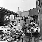 Moore Street stalls..23.02.1961