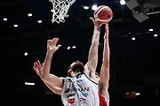 Zerini Andrea<br /> A|X Armani Exchange Olimpia Milano - Germani Basket Brescia<br /> Basket Serie A LBA 2019/2020<br /> MIlano 29 September 2019<br /> Foto Mattia Ozbot / Ciamillo-Castoria