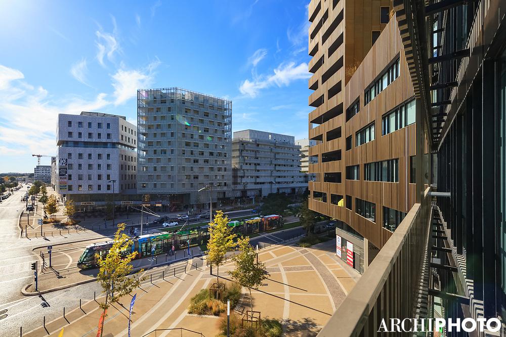 AS.Architecture-Studio • Dora Mar Residence, Montpellier