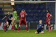 Oli Shaw of Ross County celebrates no 3 during the Scottish Premiership match between Ross County FC and Aberdeen FC at the Global Energy Stadium, Dingwall, Scotland on 16 January 2021.