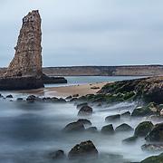 Sea Stack - North Wilder Ranch Cove - Santa Cruz, CA
