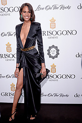 Cindy Bruna attending the de Grisogono party ahead the 70th Cannes Film Festival, at Eden Roc Hotel in Antibes, France on May 23, 2017. Photo Julien Reynaud/APS-Medias/ABACAPRESS.COM