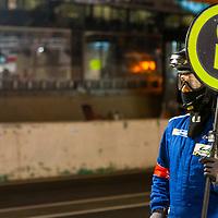 #72 Ferrari, 458 Italia,  Racing garage, Le Mans 24H 2015